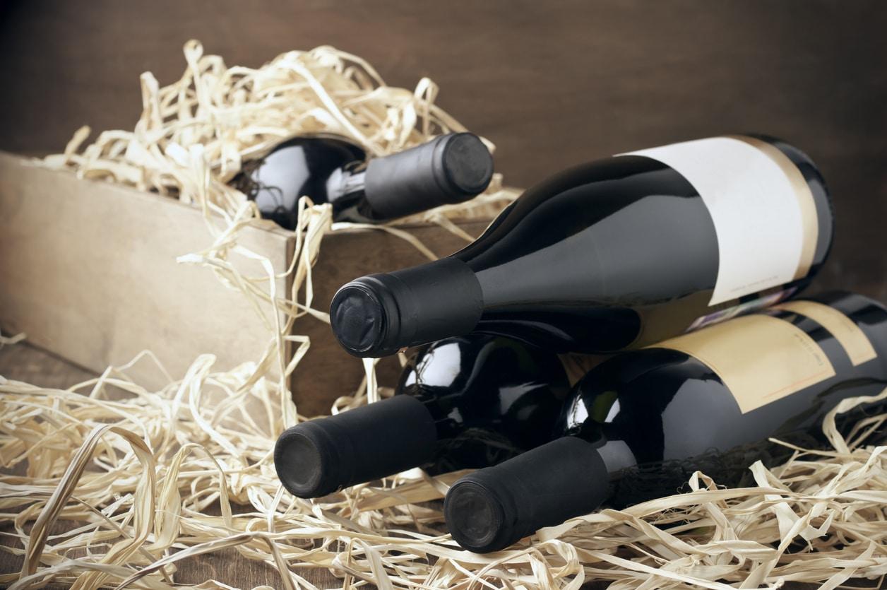 envoi bouteilles de vin colis